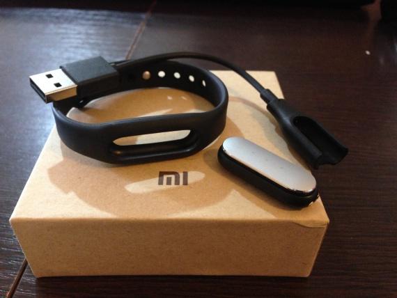 Xiaomi MI Band полный комплект