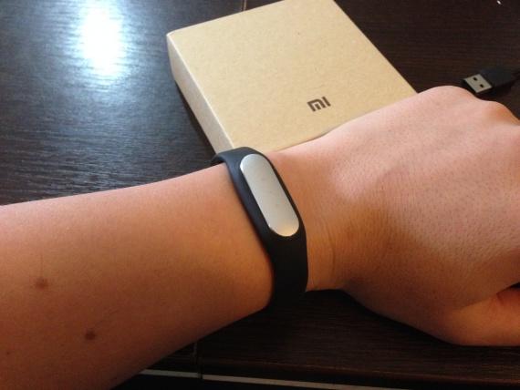 Xiaomi MI Band без часов