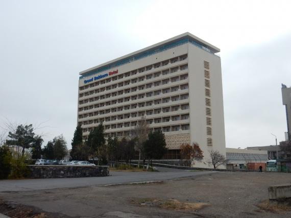 Отель Бухара