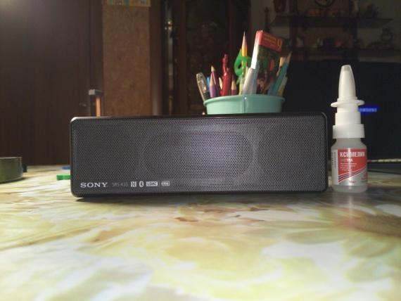 размер sony srs x-33