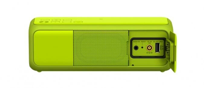 Sony SRS-XB3 тыл