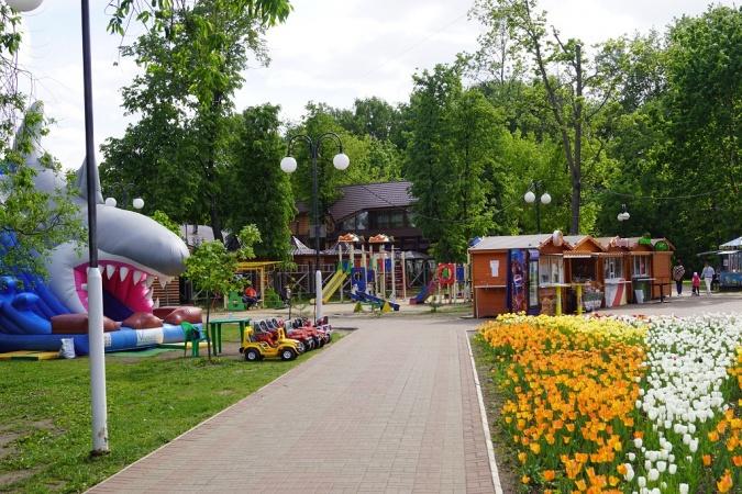 парк люберцы
