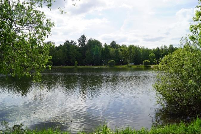 озеро люберцы