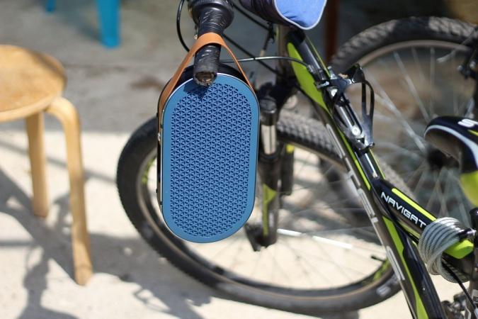 Dali Katch и велосипед