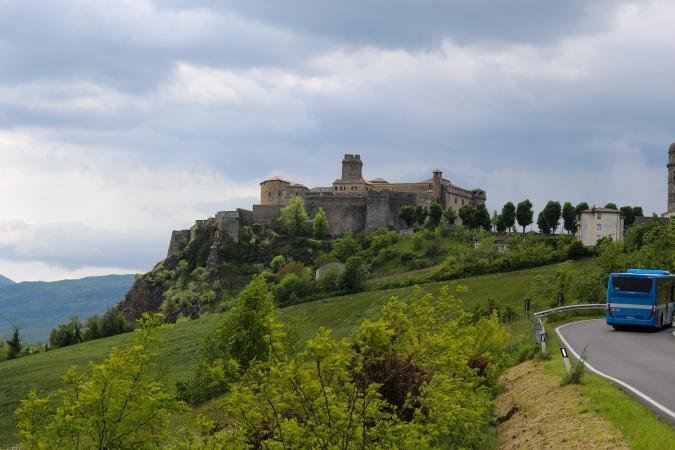 Крепость Барди