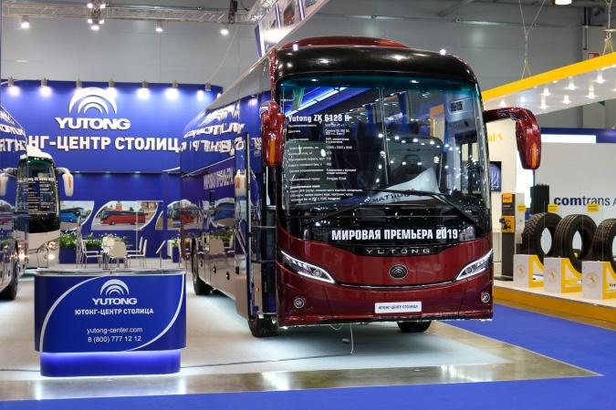 Автобус Yutong 6128