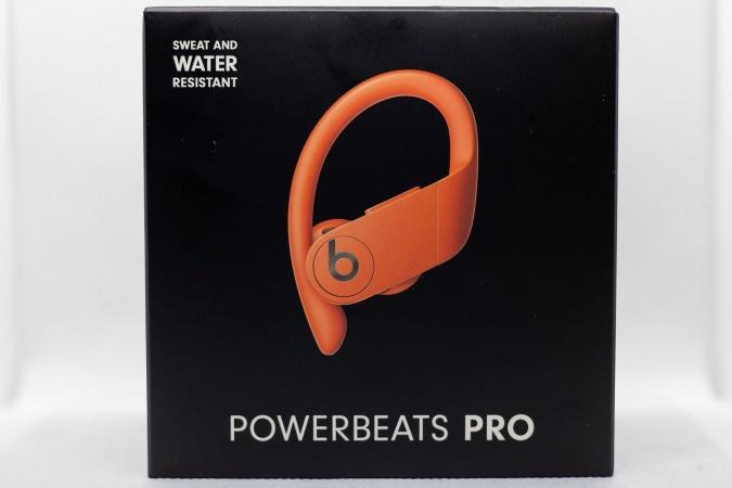 Коробка от наушников Beats Powerbeats Pro